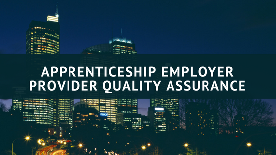 Employer Provider Quality Assurance