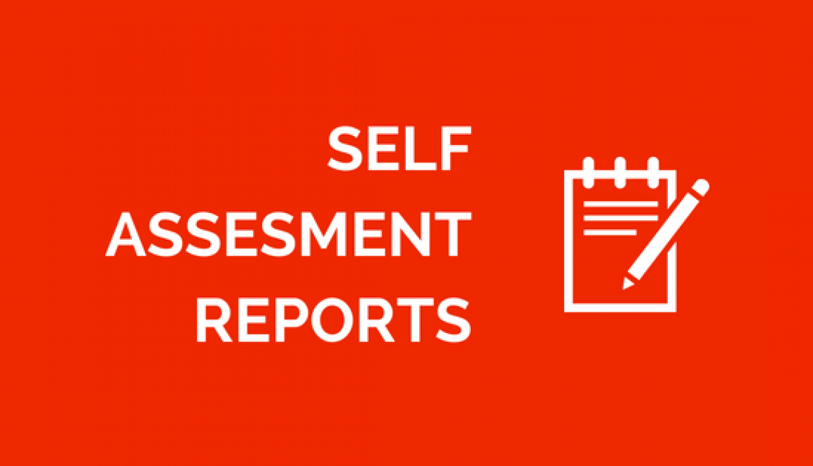 self assesment reports
