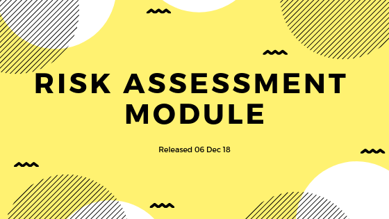 risk assessment module