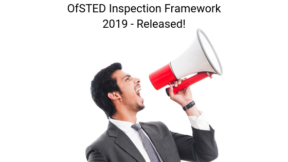 ofsted inspection framework 2019