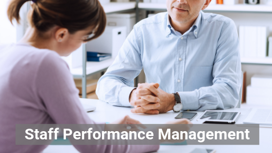 ofsted staff performance management