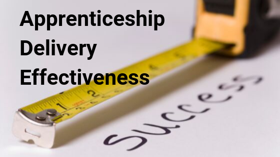 Apprenticeship Delivery Effectiveness