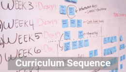 curriculum sequence