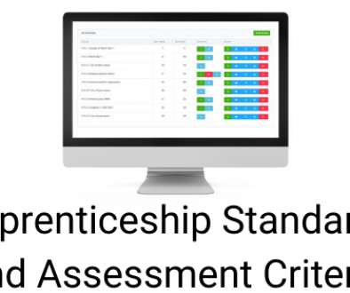 Apprenticeship Standards and Assessment Criteria