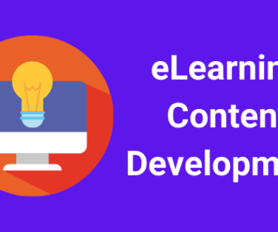 eLearning content development