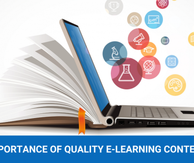 importance of quality elearning content